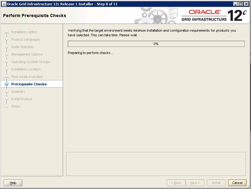 Upgrade oracle grid infrastructure from 11g to 12c DBACLASS